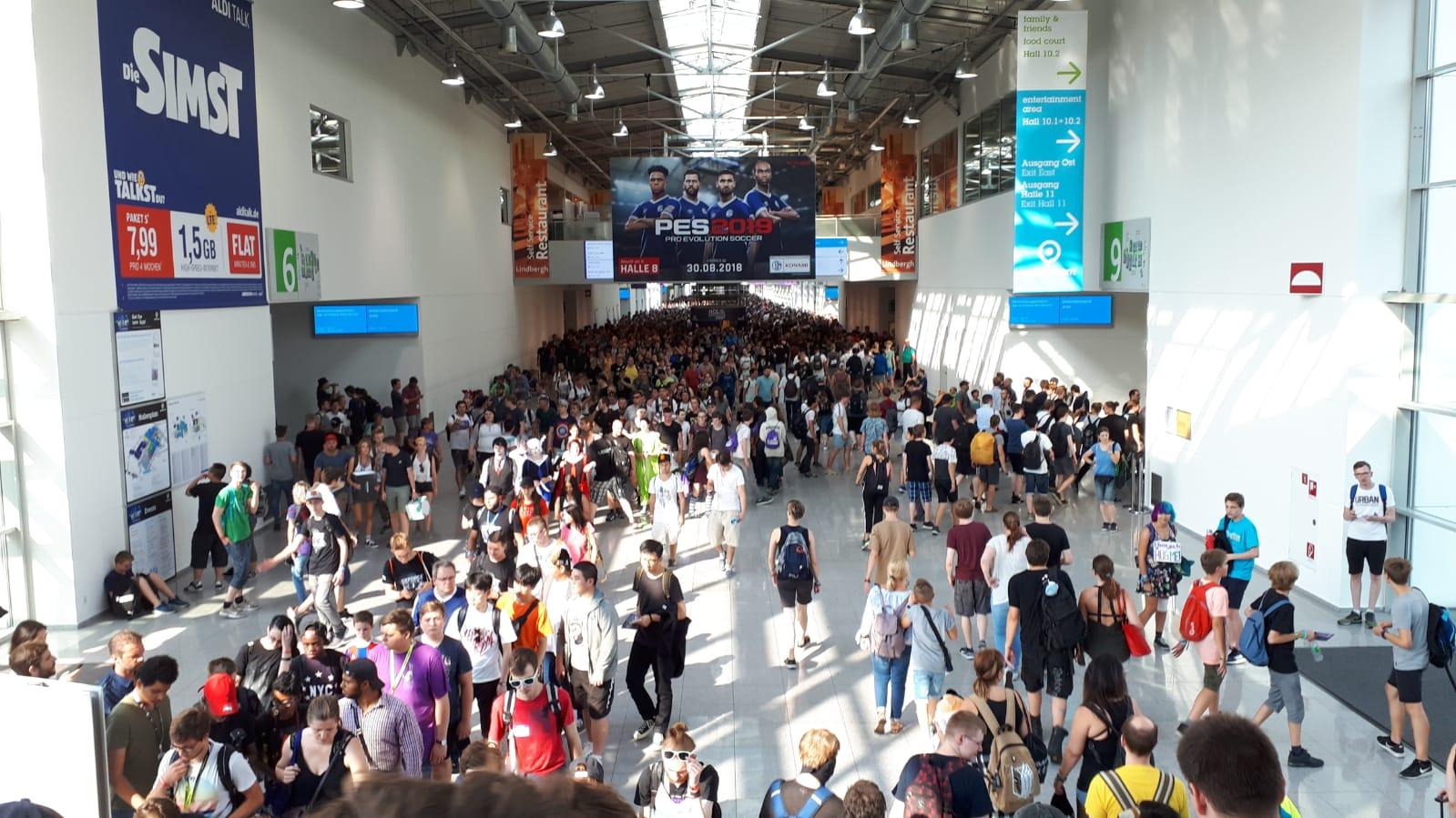 Pickymagazine Gamescom 2018 Eine Reise in eine Parallelwelt