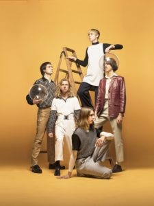 Parcels Pickymagazine Album Review ©Anna-Lena Krause & Olive Brown