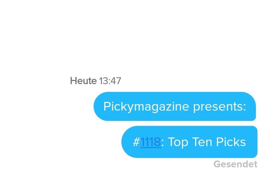 #118 Top Ten Picks (mit Hablot Brown, Tiflis Transit Picky Magazine