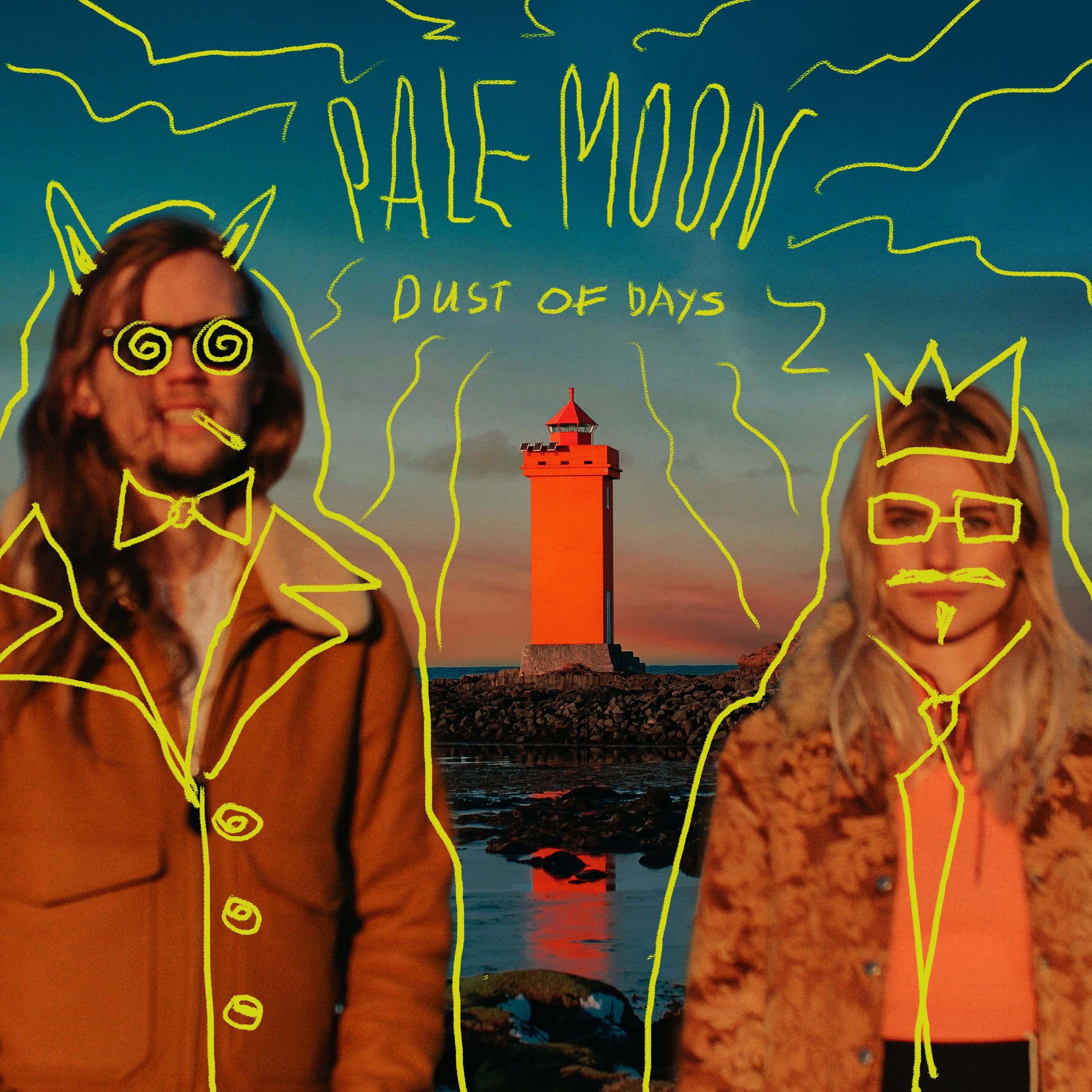 Pale Moon, Exile, Musik, Psychedelic Rock, Indie, Picky, Picky Magazin, Pickymagazine, Online, Blog, Blogger, Single, Review, Russland Island