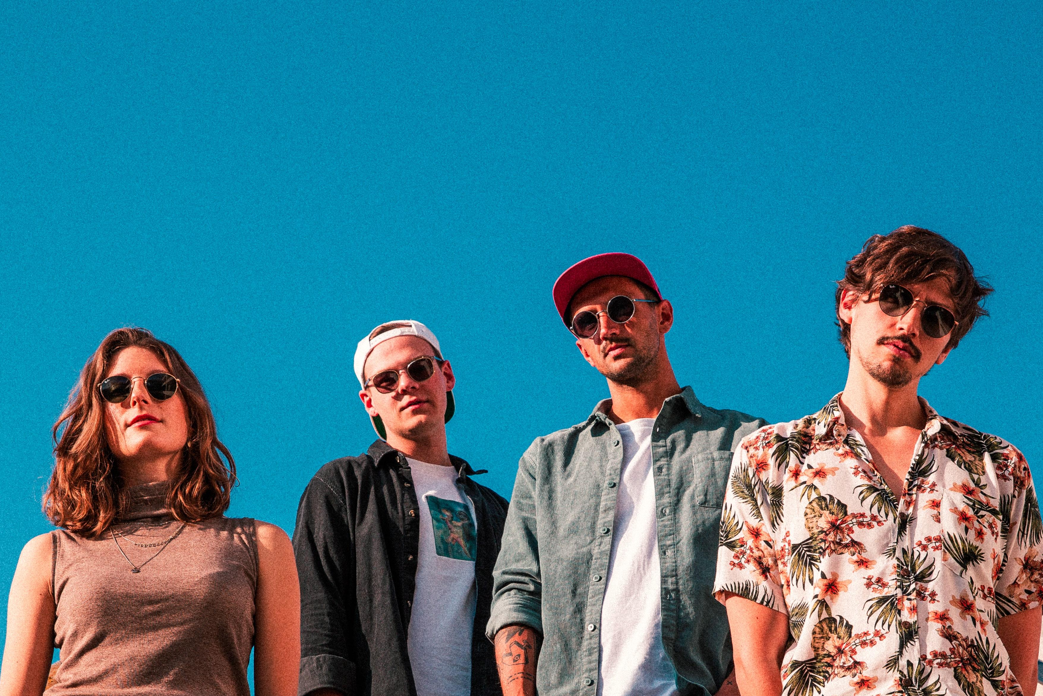 Moon Mates, Indie, IndieBand, Picky, Pickymagazine, Musik, Musikblog
