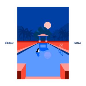 BILBAO, Isola, Isola Cover, Indieband
